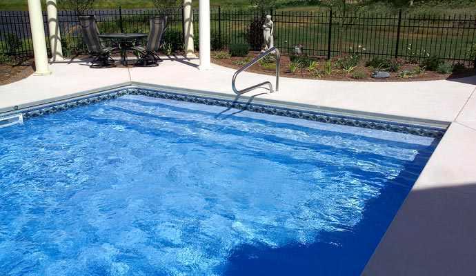 Inground Swimming Pools Twin Cities Mn