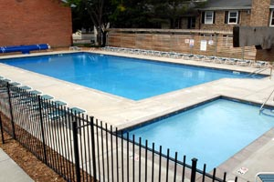 Commercial Swimming Pool Construction MN
