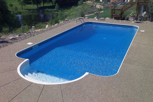 Minnesota pool company for Least expensive inground pool