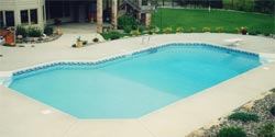 Residential Swimming Pool Design And Installation. Residential Inground Pool  Construction