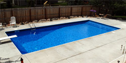Vinyl Inground Pool MN