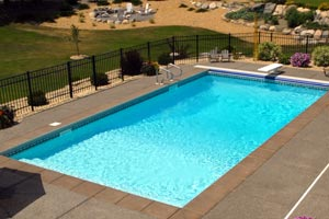 Backyard Swimming Pool MN