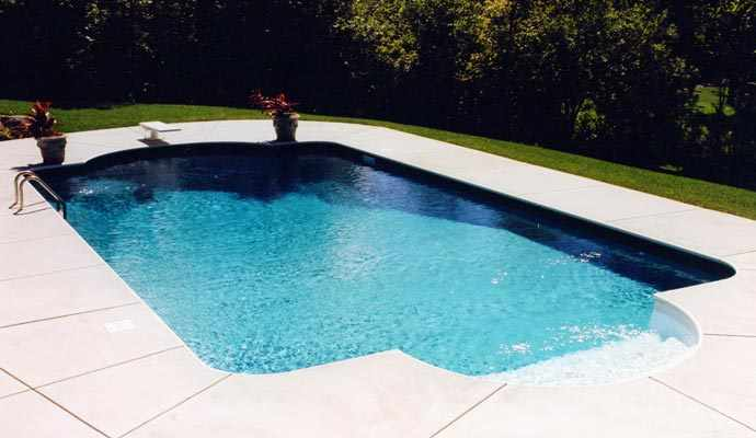 Rectangular Inground Pools Twin Cities Mn